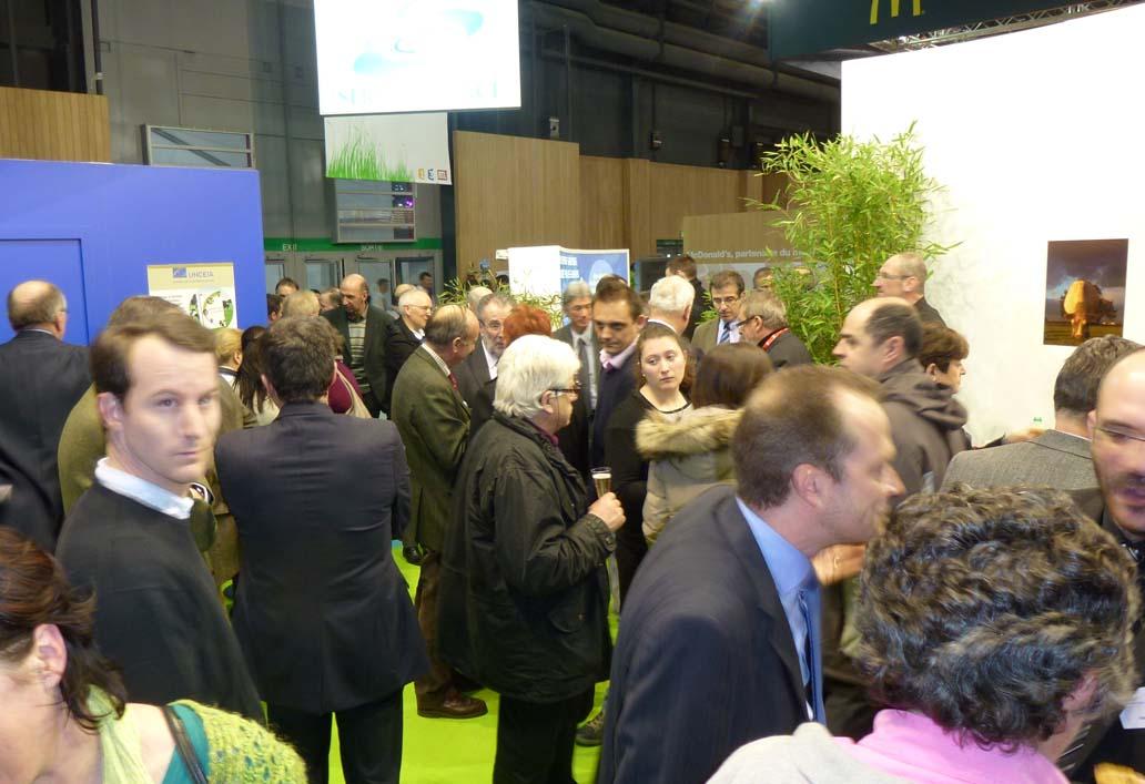 Fge au salon international de l agriculture de paris 2013 for Chambre d agriculture paris